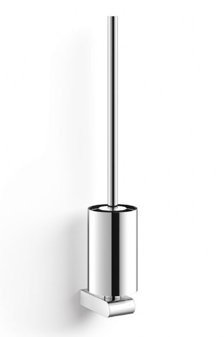 Zack Atore Polished Stainless Steel Toilet Brush